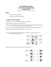 ANT 154B Course notes- Lecture _6