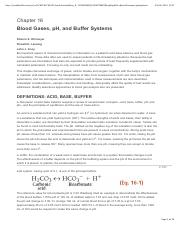 Blood Gases, pH, and Buffer Systems CH 16.pdf