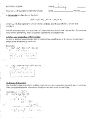 algebra 2 operations with polynomials worksheet answers lesson 6 2 practice c multiplying. Black Bedroom Furniture Sets. Home Design Ideas