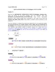 Quiz on knowledge of TI-83(84)plus calculator_ans.doc