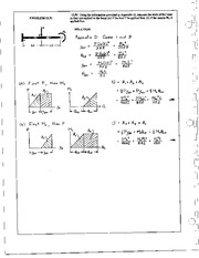 1379_Mechanics Homework Mechanics of Materials Solution