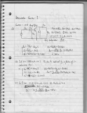 EE 105 Microelectronic Devices and Circuits Lab 7 Notes