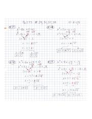 Completing the Square homework Ch. 5.5
