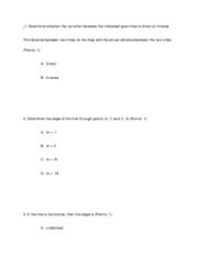 Survey of Mathematics