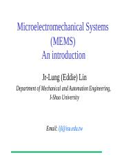mems intro.ppt