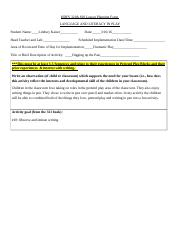 Literacy and Language Lesson Plan .docx