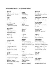 Basic French Phrases.docx