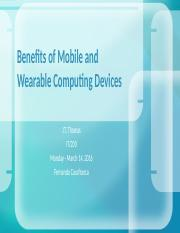 WK5_Benefits of Mobile and Wearable Computing DevicesPPT.pptx
