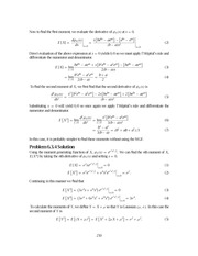 Problem Solutions,2nd Edition (STAT) 250