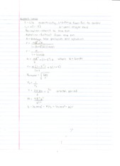 Theoretical-Notes 3