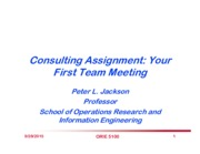 7-175 - Your First Team Meeting