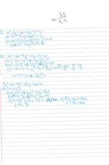 slope functions notes