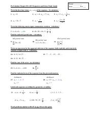 PreC 09.1-09.3 Sequences and Series Study Guide.pdf