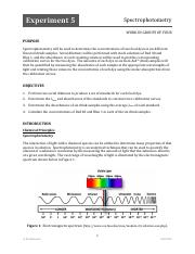 Experiment 5 - Spectrophotometry-2.pdf