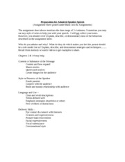 demonstration speech outline 1 1 Open document below is a free excerpt of outline of demonstration speech on dance from anti essays, your source for free research papers, essays, and term paper.