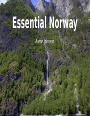 Essential Norway.pptx