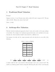 Part II. Chapter 7. Bond Valuation.pdf