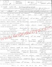 Bahawalpur Board General Science 9th Class Past Paper 2012 Objective Group 1.pdf