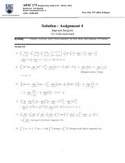APSC173_assignment4_solution