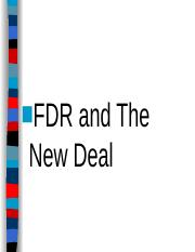 2014 FDR & the New Deal.ppt