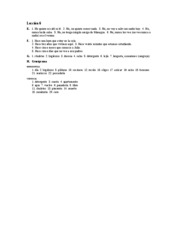 Â¡Hola, amigos! Workbook Answer Key Lec.6 E-H