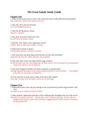 the_great_gatsby_study_guide_key