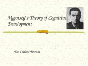 Vygotsky's+Theory+of+Cognitive+Development
