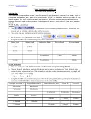 basic stoichiometry phet lab rvsd 2 2011