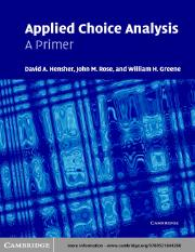 Applied Choice Analysis .pdf