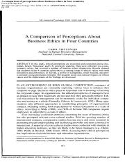 A comparison of perceptions about business ethics in four countries.pdf