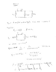 EE 3N03 Fall 2011 Quiz 1 Solutions