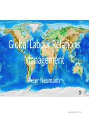 international labour relations Labor relations is defined as the ongoing relationship between an employer and union members or other defined groups of employees.