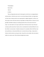 Where can I find essays on eating healthy?