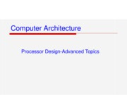 Ch5-Processor_Design-Advanced_Topics