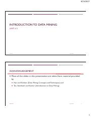 Introduction+to+Data+mining+Unit+2.pdf