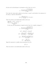 Differential Equations Lecture Work Solutions 309