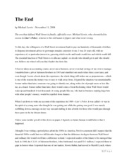GBL 395 - Enron - Article - The End - Lewis