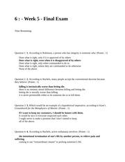 edu 639 week 6 final paper