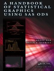 A Handbook of Statistical Graphics Using SAS ODS [Dr.Soc].pdf