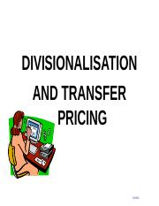 transfer pricing online.ppt