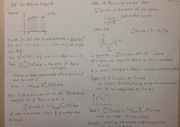 Lecture on the Definite Integral