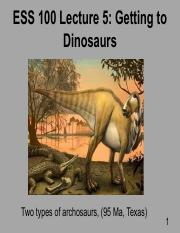 Lecture 5 Getting to Dinosaurs (1).pdf