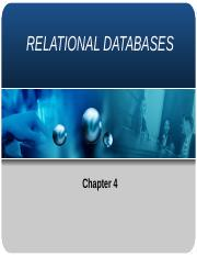 Chapter 4 Relational Databases -student copyv1.ppt