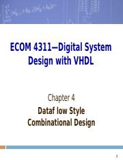 Chapter4_VHDL