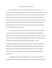 American Wasteland Book Review.docx