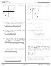 Math 250 test solutions exam 3