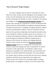 Change the world project write up.docx