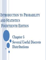 chapter5 statistic