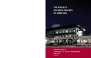 Stanford Project Delivery Process (PDP)