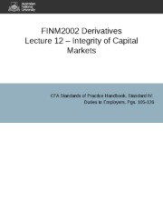 Lecture 12- Integrity of Capital Markets.pptx